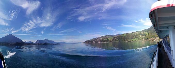 图恩湖图片