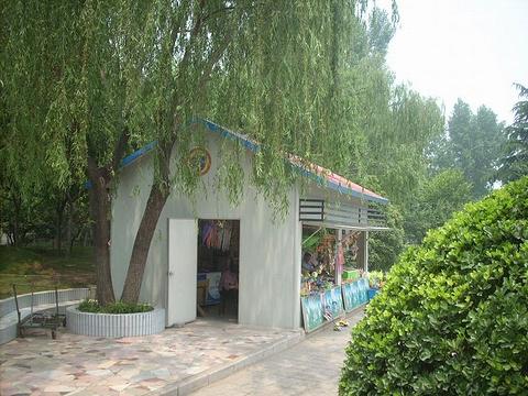 郑州动物园旅游景点攻略图