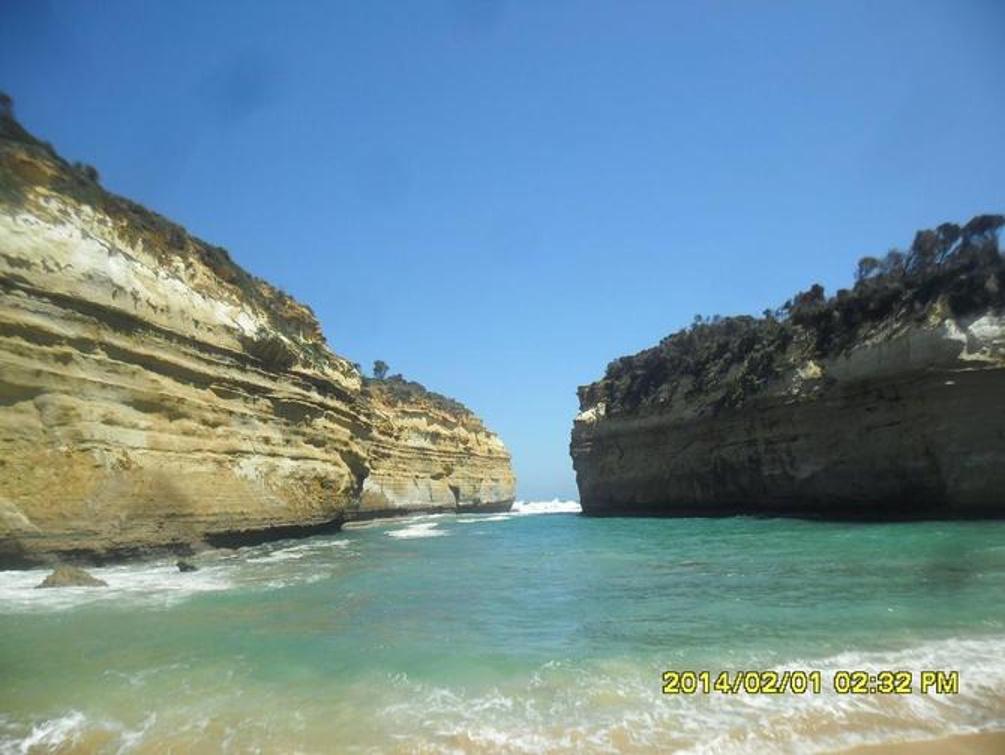 母女澳洲11日游——海边天堂