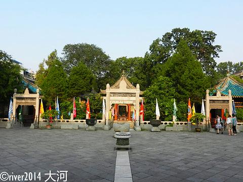 化觉巷清真大寺旅游景点图片