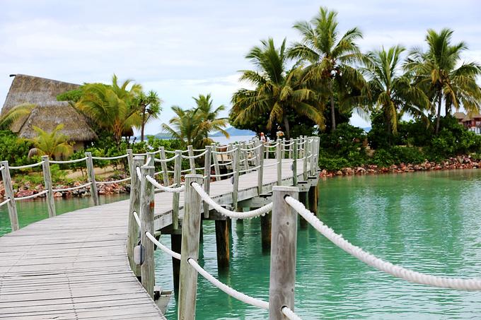 利库利库泻湖度假村(Likuliku Lagoon Resort Fiji)图片