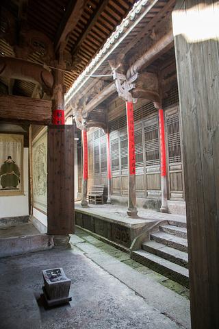 """""""古村历史底蕴浑厚,好多国家保护性建筑,保护的较好。以下是游玩时拍的照片,供大家参考_新叶古村""""的评论图片"""