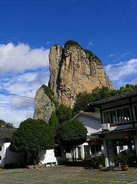 石桅岩旅游景点攻略图