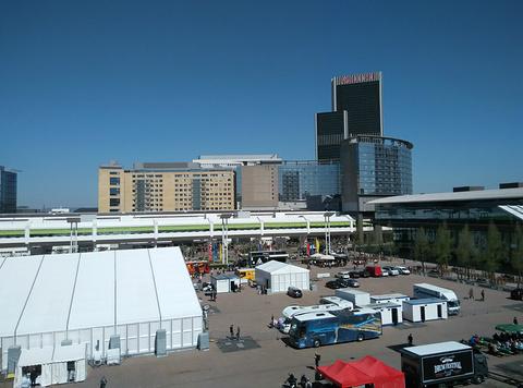 法兰克福展览中心