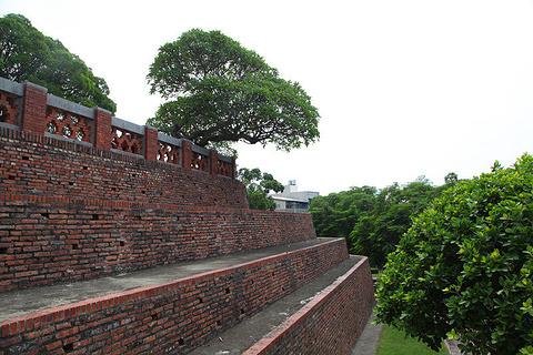 安平古堡旅游景点攻略图