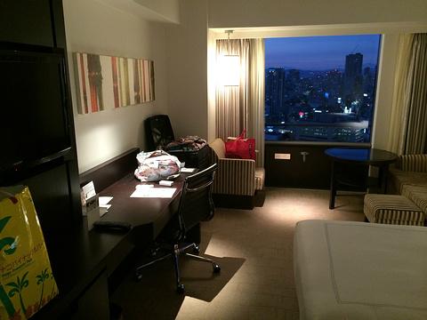 大阪南海瑞士酒店(Swissotel Nankai Osaka Hotel)旅游景点图片