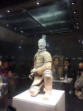 秦始皇兵马俑博物馆旅游景点攻略图