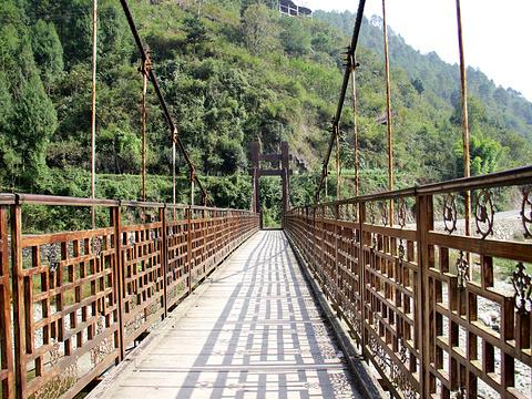 青木川古镇旅游景点图片