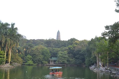青秀山风景区旅游景点攻略图