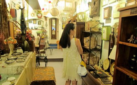 东海艺术街旅游景点攻略图