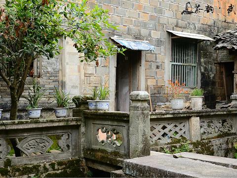 下梅古民居旅游景点图片