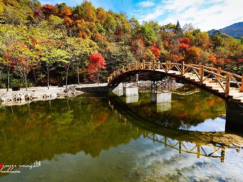 大石湖风景区旅游景点图片
