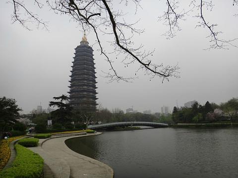 红梅公园旅游景点攻略图
