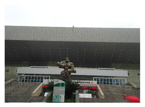 四川省体育馆旅游景点攻略图