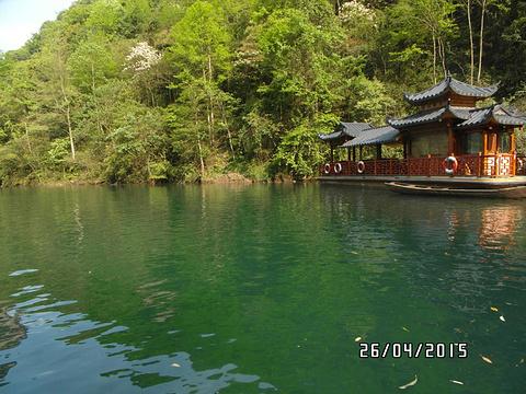 宝峰湖旅游景点图片