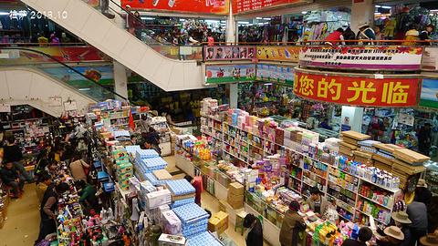 冲赛康扎西综合商场旅游景点攻略图