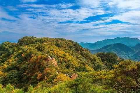 鞍山旅游图片