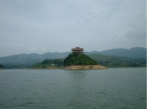 大江口旅游景点攻略图