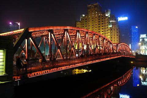 外白渡桥的图片