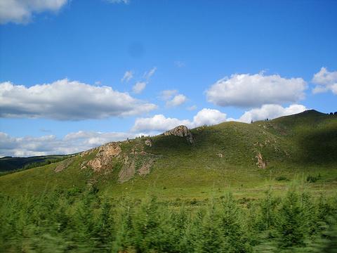 丰宁坝上草原的图片