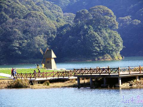 石门国家森林公园旅游景点图片