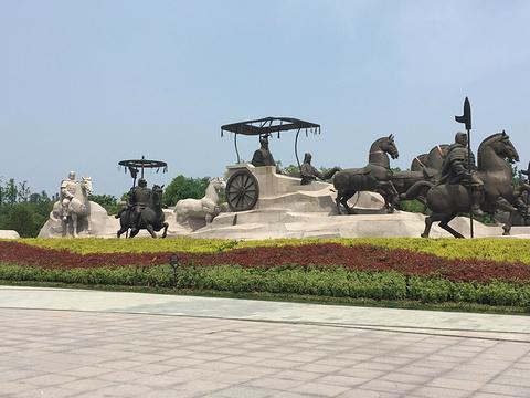 汉兵马俑博物馆旅游景点图片