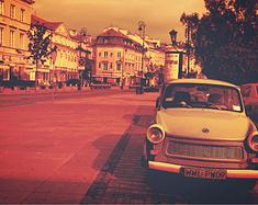 找一个安静的角落,慢慢体会波兰的生活
