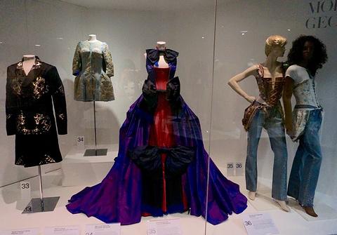 时装博物馆旅游景点攻略图