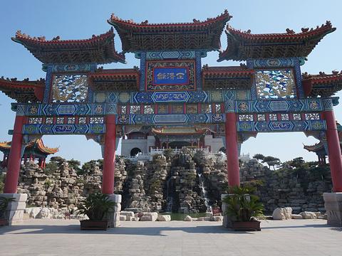 蓬莱阁旅游景点图片