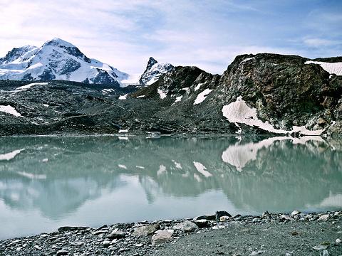 施瓦茨塞湖的图片