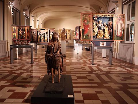 博得博物馆旅游景点图片