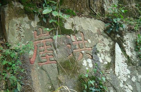 洪崖丹井旅游景点攻略图