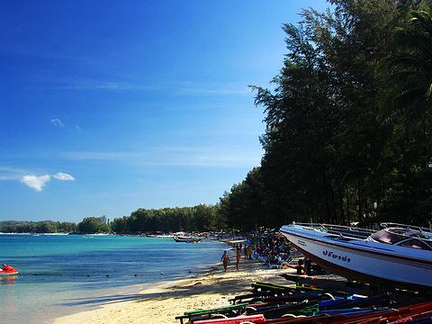 苏林海滩旅游景点图片