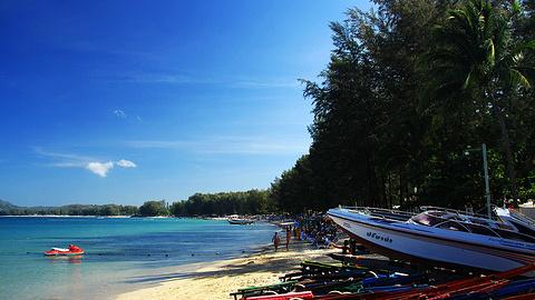 苏林海滩的图片