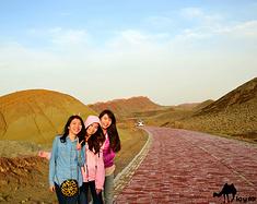彩色大地,惊艳大漠,神秘天葬,原始藏区