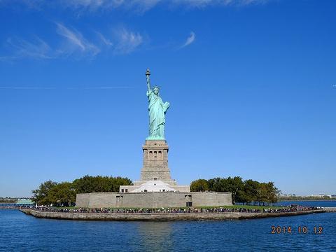 自由女神像旅游景点图片