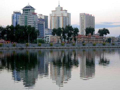 滨河公园旅游景点攻略图