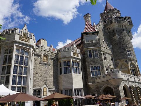 卡萨罗玛城堡旅游景点图片