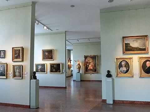 匈牙利国家美术馆旅游景点图片