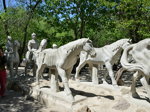 北普陀山旅游景点图片