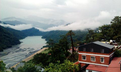 庐山温泉旅游景点攻略图