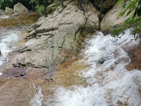 天堂寨风景区旅游景点图片