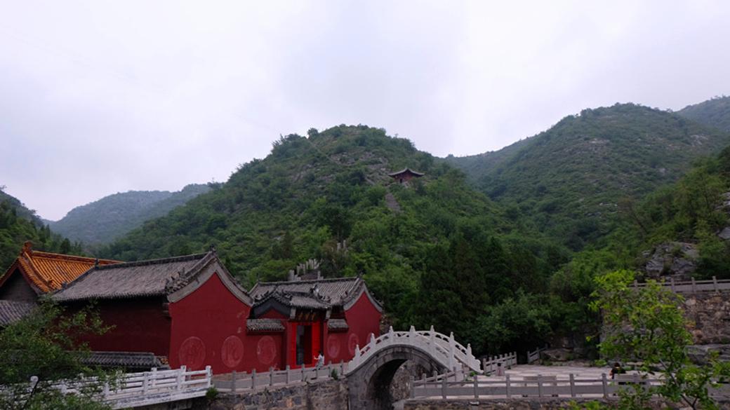 中国十大古老城市之一鹤壁淇县(朝歌)游