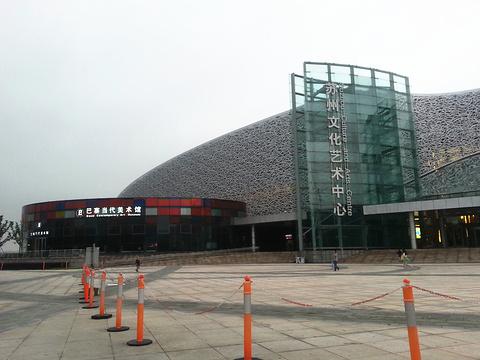 苏州文化艺术中心旅游景点攻略图