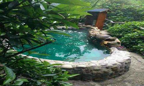 天邑森林温泉景区旅游景点攻略图