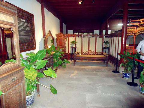 保国寺旅游景点图片