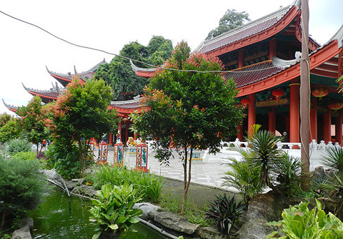 三多庙旅游景点攻略图