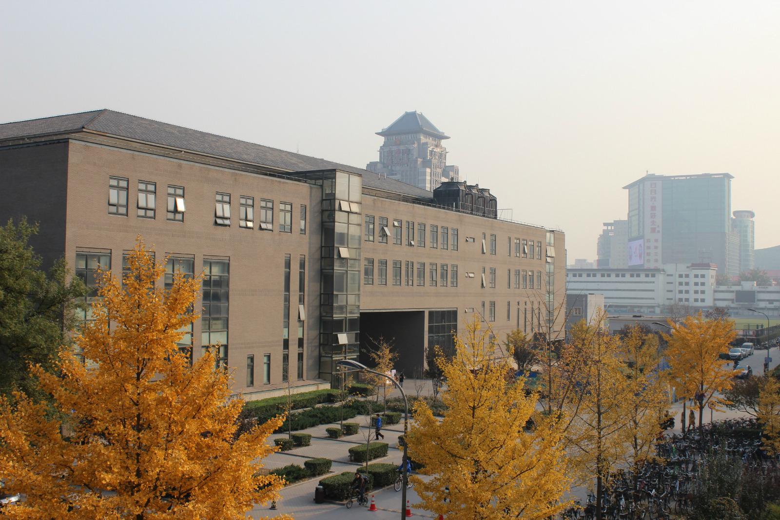 北京大学校园_美篇