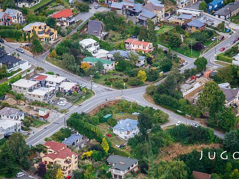 皇后镇天空缆车旅游景点图片