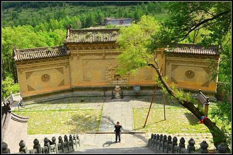 龙泉寺旅游景点攻略图